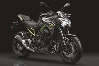Kawasaki Z900 2020: Ngoại hình mới, nâng cấp công nghệ
