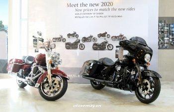 Harley-Davidson Việt Nam công bố giá bán cho các dòng sản phẩm 2020