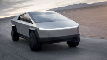 Tesla Cybertruck: Xe bán tải đến từ tương lai