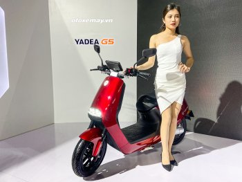 Trong lần đầu xuất hiện tại Việt Nam, xe điện Yadea mang đến 03 dòng sản phẩm