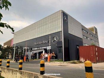 Ra mắt trung tâm Mercedes-Benz chăm sóc khách hàng theo tiêu chuẩn mới đầu tiên tại Việt Nam