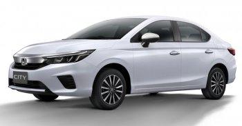 Honda City thế hệ mới chính thức ra mắt