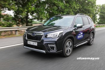 Subaru Forester 2019 – chinh phục khách hàng với những tiện ích hướng đến người lái