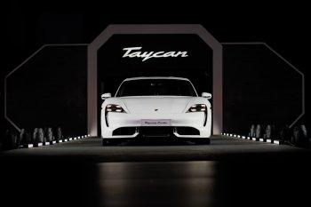Porsche ra mắt dòng xe Taycan tại Châu Á - Thái Bình Dương