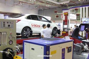 Triển lãm Automechanika 2020 sẽ có thêm Lễ hội bảo dưỡng ôtô