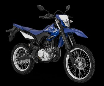 """Yamaha WR155R: Cào cào cỡ nhỏ dành cho người mới """"nhập môn"""""""