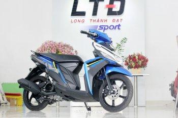 Yamaha Mio M3 2019 nâng cấp cánh ép gió như môtô phân khối lớn