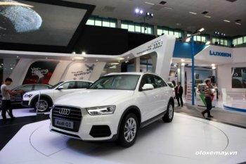 Audi Việt Nam triệu hồi 25 chiếc Q3 do lỗi đèn xi-nhan trước