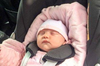 Trẻ sơ sinh có thể khó thở trong chiếc ghế ôtô cho bé