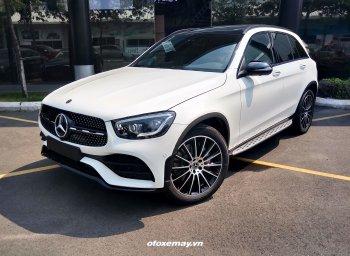 Mercedes-Benz GLC300 2020 giá 2,559 tỷ đồng bản giới hạn 200 chiếc tại Việt Nam có gì?
