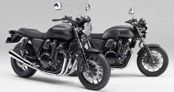 Honda CB1100 RS Matte Black phiên bản giới hạn chỉ 200 chiếc trên toàn thế giới