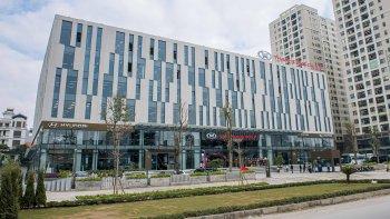 TC MOTOR khai trương trung tâm trải nghiệm xe Hyundai lớn nhất tại VN