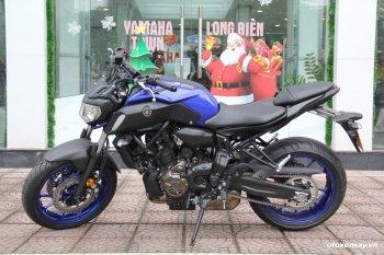 """Chi tiết Yamaha MT-07 2019: """"Chiến binh đường phố"""" tầm trung bất ngờ xuất hiện tại đại lý"""