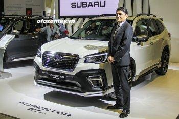 Phiên bản đặc biệt Subaru Forester GT Edition chính thức được ra mắt tại Singapore