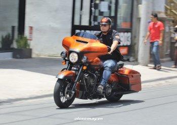 Lái thử Harley-Davidson Street Glide Special 2019 tránh nguy hiểm trên đường Việt