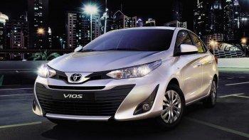 """Top 10 xe bán chạy tháng 12/2019: Toyota Vios giành lại """"ngôi vương"""""""