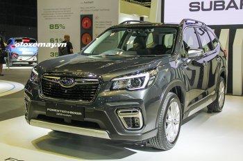 Subaru tham gia điện hoá xe ô tô với Forester e-BOXER