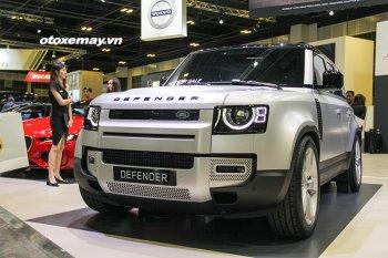 Land Rover Defender mới đặt chân tới Đông Nam Á, chuẩn bị cập bến VN