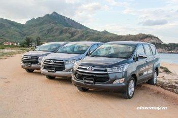 Toyota Việt Nam giảm giá một số dòng xe chủ lực trong tháng 2