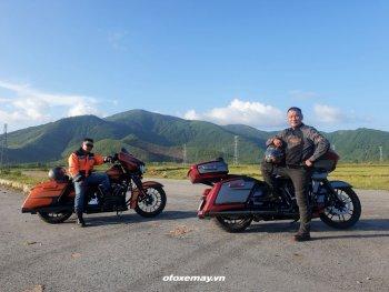 """5.000km từ Sài Gòn phượt khắp Đông Bắc với Harley """"hàng khủng"""""""