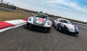 Giải đua Porsche Carrera Cup Asia 2020 diễn ra đồng thời cùng F1 Việt Nam