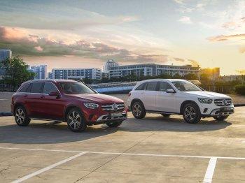 Mercedes-Benz Việt Nam giới thiệu GLC 200 nâng cấp, giá cao nhất 2,039 tỷ đồng