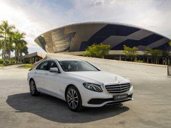 Mercedes-Benz E 200 Exclusive có giá 2,29 tỷ đồng, thay thế bản E 200 Sport
