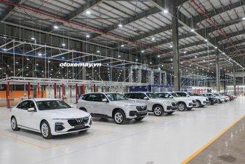 VinFast đồng loạt tăng giá bán 03 dòng xe ô tô