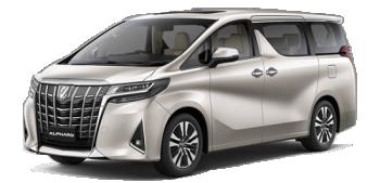 Toyota Alphard bị triệu hồi tại Việt Nam vì lỗi dây an toàn
