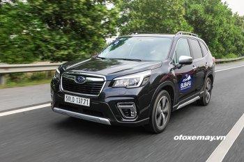 Subaru thực hiện ưu đãi giá bán đến 180 triệu đồng cho Forester