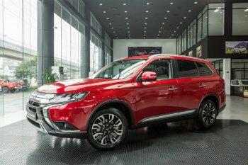 Phiên bản nâng cấp Mitsubishi Outlander 2020 nâng cấp, giá cao nhất 950 triệu đồng