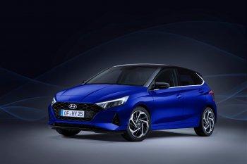 Hyundai i20 mới sẵn sàng ra mắt Geneva Motor Show 2020