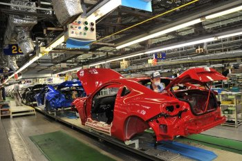 """Nhật Bản thành lập """"lực lượng đặc biệt"""" bảo vệ ngành ôtô trước virus corona"""