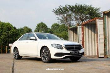 Công nghệ và thiết kế bắt mắt trên Mercedes-Benz E200 Exclusive 2020 giá 2,290 tỷ đồng