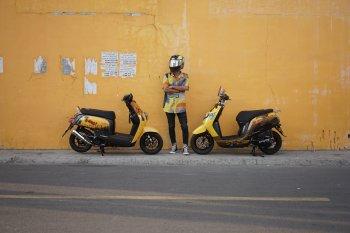 """Yamaha Cuxi và Honda Dunk """"hồi sinh"""" qua bàn tay thợ độ An Giang"""