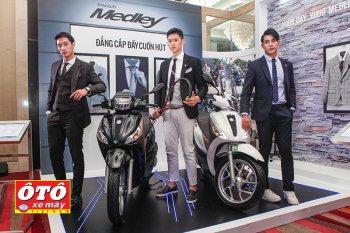 Piaggio Medley 2020 có giá cao nhất 93,9 triệu đồng
