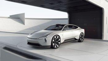 Polestar tiết lộ xe điện làm từ vật liệu tái chế