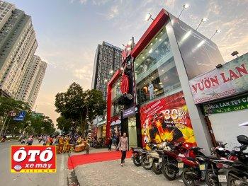 Cửa hàng Hanoi Circuit Merchandise chính thức đi vào hoạt động