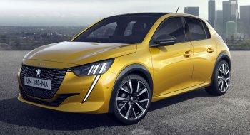 """Peugeot 208 trở thành """"Xe của năm 2020"""" tại châu Âu"""