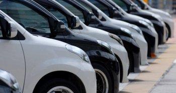 Doanh số ôtô tại thị trường Việt tăng trở lại
