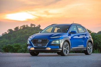Hyundai Kona giảm giá 40 triệu đồng trong tháng 3