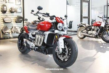 Triumph Rocket 3 R 2020 giá 869 triệu đồng được trang bị những gì ?