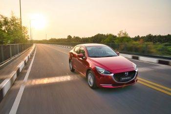 Mazda2 mới ra mắt, nâng cấp nhiều tính năng, tăng sức ép lên Toyota Vios