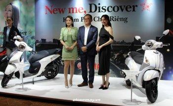 Năm 2020 Yamaha Việt Nam sẽ ra mắt 3 mẫu xe mới