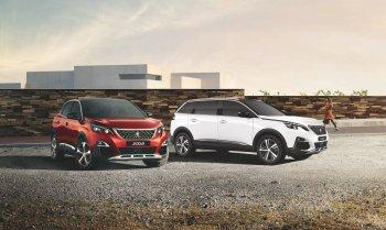 Thaco giới thiệu phiên bản mới của Peugeot 3008 AT và 5008 AT
