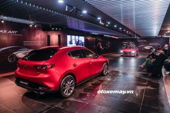 Thaco triệu hồi xe Mazda3 2020 do lỗi hệ thống hỗ trợ phanh khẩn cấp