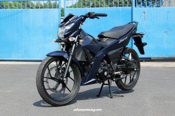 Suzuki SATRIA F150 2020 nhập khẩu chính hãng có giá 52 triệu đồng