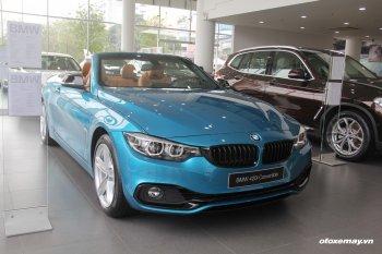 """BMW 420i Convertible Sport 2020 giá 2,8 tỷ đã """"cập bến"""" Việt Nam"""