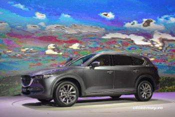 Mazda CX-8 giảm giá cao nhất đến 100 triệu đồng trong tháng 3