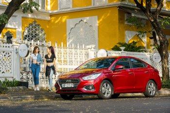 Mỗi tháng khách hàng Việt mua hơn 1.500 xe Hyundai Accent